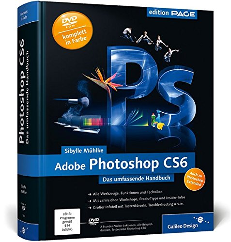 Photoshop CS6 Buch